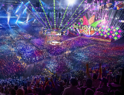 WWE takes on the Big Easy: Wrestlemania 34